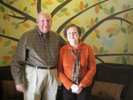 Photo of Danny and Karen Ahal