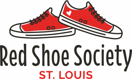Red Shoe Society St. Louis Logo
