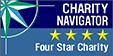 Four Stars Charity Navigator