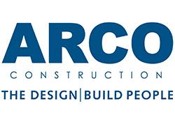 Logo for ARCO Construction