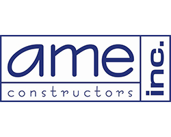 Company logo for AME Constructors