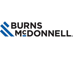 Company logo for Burns & McDonnell
