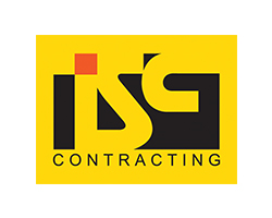 Company logo for ISC Contracting