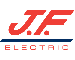 Company logo for J.F. Electric