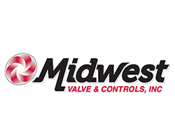 Company logo for Midwest Valve and Controls