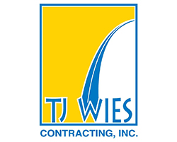 Company logo for T.J. Wies Contracting