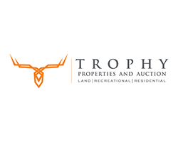 Company Logo for Trophy Properties and Auction