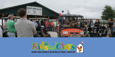 19th Annual Kids & Clays Sporting Tournament & Dinner Auction