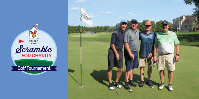 26th Annual Scramble for Charity Golf Tournament - Ronald