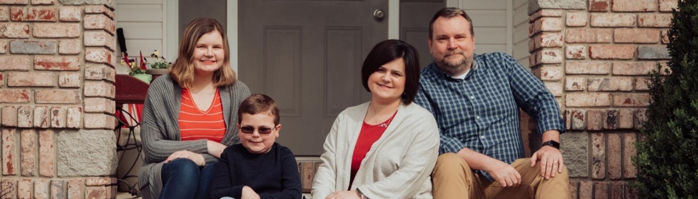 The Patrick Family 2020
